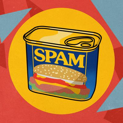Cover art for SPAM