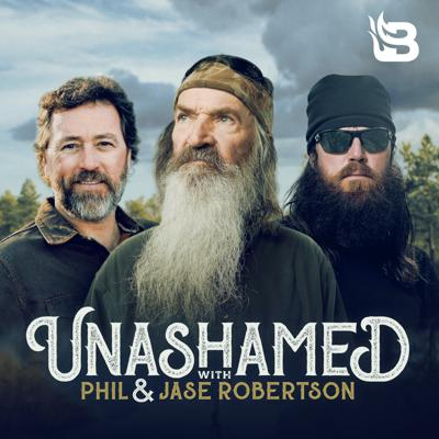 The Duck Commander and his sons are unashamed of their Christian faith and want to share the Gospel with everyone, from new believers to longtime followers of Jesus. Phil, Al, Jase, and their special guests go beyond the four walls of the church to share God's Word and study the Bible with you. So pour a glass of tea, and experience fun and inspiring stories of faith and family, straight from West Monroe, Louisiana.