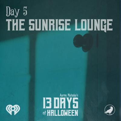 Cover art for The Sunrise Lounge