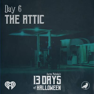 Cover art for The Attic