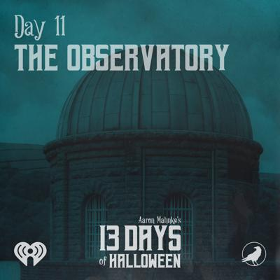 Cover art for The Observatory