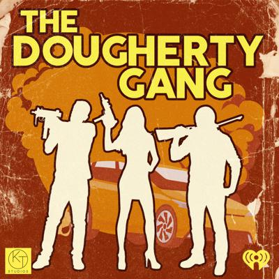 The Dougherty Gang is the true story of three siblings in their 20s - two brothers and a sister - who went on an eight-day, fifteen-state, AK-47-wielding, bank robbing journey in 2011. It's a remarkable account that delves into the details of the complex circumstances that kicked off this crime spree, how they averted local, state and federal agents along the way and how they're doing now in prison.
