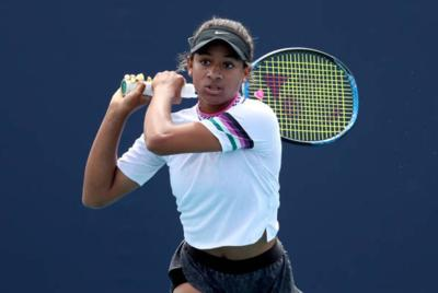 Cover art for Whitney Osuigwe on finding her happy zone ahead of Australian Open 2021