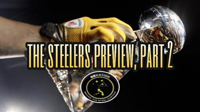 Cover art for The Steelers Preview, Part 2: The Steelers players fans should expect big performances from in Week 2