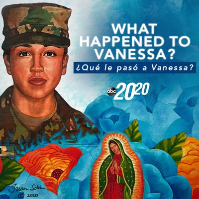 Cover art for What Happened to Vanessa?