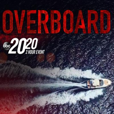 Cover art for Overboard