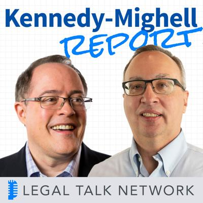 Hear how technology can help attorneys, legally speaking, with two of the top legal technology experts. Authors and lawyers, Dennis Kennedy and Tom Mighell host this Legal Talk Network show.