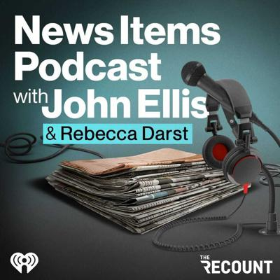 Cover art for Introducing: News Items Podcast with John Ellis