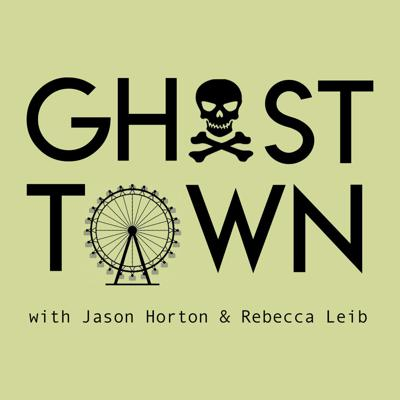 Jason Horton & Rebecca Leib discuss and explore some of the most mysterious and interesting events in history. Take a trip to haunted hotels, abandoned malls, deserted amusement parks, paranormal experiences, infamous true crimes, and weird historical and cultural events. This is Ghost Town. Find us on Instagram: @ghosttownpod Check out our video episodes: https://youtu.be/GLchrthqb5o We wanna make the podcast even better, help us learn how we can:https://bit.ly/2EcYbu4 For advertising opportunities please emailPodcastPartnerships@Studio71us.com Privacy Policy:https://www.studio71.com/us/terms-and-conditions-use/#Privacy%20Policy