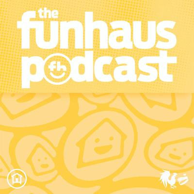 Jump in the Funhaus Podcast -- all the gaming, nerd culture, and meat-packing industry commentary you can handle. Watch LIVE every Tuesday at 4PM CT on svod.roosterteeth.com. Watch the free video version at YouTube.com/Funhaus.