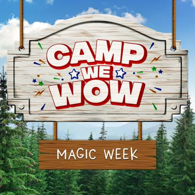 Cover art for Camp WeWow Magic Week Day 1: Eyes on the Behind