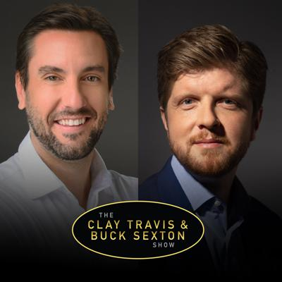 Cover art for Clay Travis and Buck Sexton Show H1 – Jul 26 2021