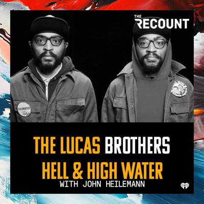 Cover art for The Lucas Brothers