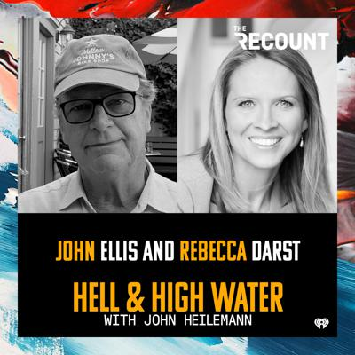 Cover art for News Items Podcast with John Ellis and Rebecca Darst