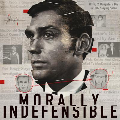 Cover art for Introducing | Morally Indefensible
