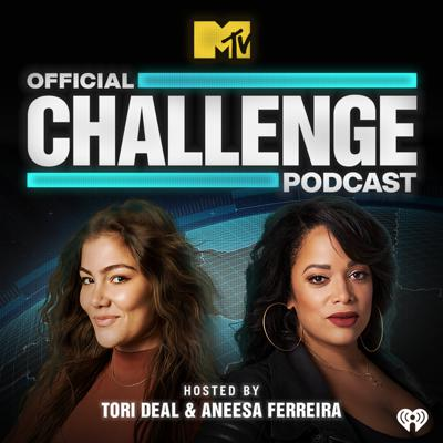 MTV's OfficialChallengePodcastrecaps the brand new season, reliving the drama of today's biggest alliances, frenemies and feuds. This podcast is a deep dive for superfans, taking fans behind the scenes. For the first time ever, we are pulling back the curtain and interviewing producers and insiders who will share secrets of TheChallenge, everything from how stunts are created to the food theChallengers eat.Hosts Tori Deal and Aneesa Ferreira also spill tea on everything from what the contenders are doing right now, and the social media fallout from the latestepisodes.
