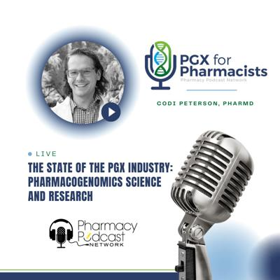 Cover art for What does Cannabis have to do with PGx?   PGX for Pharmacists