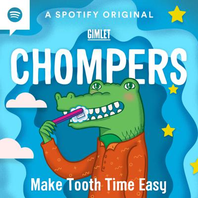 Make tooth time easy with this morning and night tooth brushing show for kids. Kids will hear jokes, riddles, stories, fun facts, silly songs and more, that'll keep them giggling - and brushing - for the full two minutes that dentists recommend. Chompers will have kids reminding parents that it's time to brush, not the other way around! Recommended for tooth brushers ages 3 - 7.