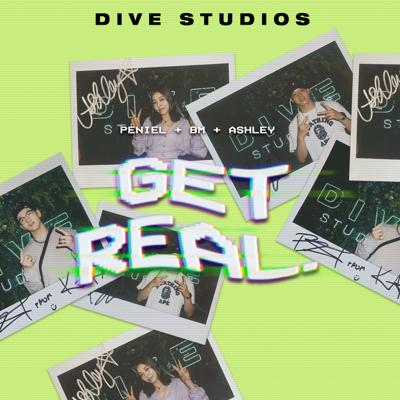 Cover art for Introducing 'GET REAL with Peniel, BM, and Ashley Choi'