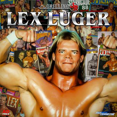 Cover art for Episode 109: Lex Luger (NWA/WCW Years)