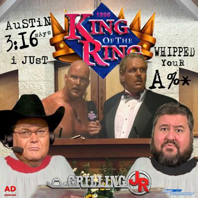 Cover art for Episode 112: King Of The Ring 1996