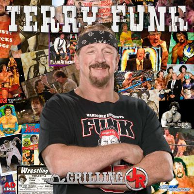 Cover art for Episode 113: Terry Funk