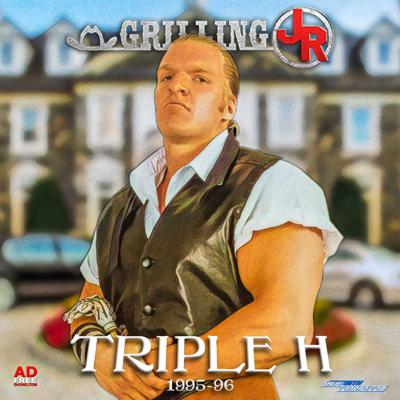 Cover art for Episode 118: Triple H 1995-96