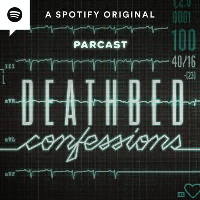 Cover art for Introducing: Deathbed Confessions