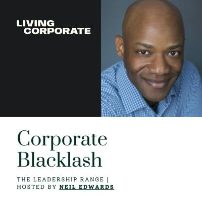 Cover art for Corporate Blacklash (w/ Neil Edwards)