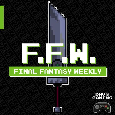 Cover art for Final Fantasy Weekly: FFV begins with Bartz, Lenna, Galuf, and Faris