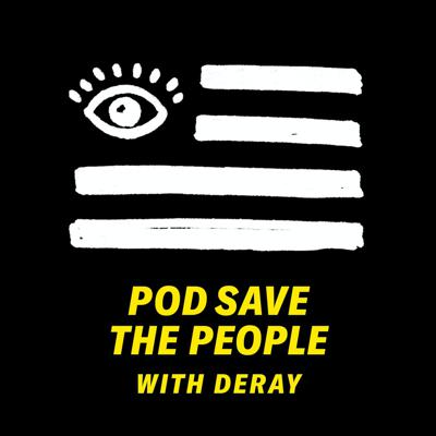 Organizer and activist DeRay Mckesson explores news, culture, social justice, and politics with analysis from Sam Sinyangwe, Kaya Henderson, and De'Ara Balenger. Then he sits down for deep conversations with experts, influencers, and diverse local and national leaders. New episodes every Tuesday.