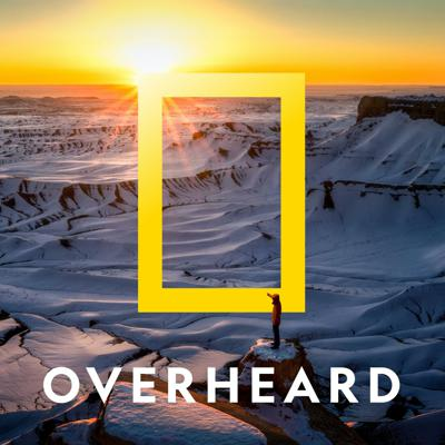 Come dive into one of the curiously delightful conversations overheard at National Geographic's headquarters, as we follow explorers, photographers, and scientists to the edges of our big, weird, beautiful world. Hosted by Peter Gwin and Amy Briggs.