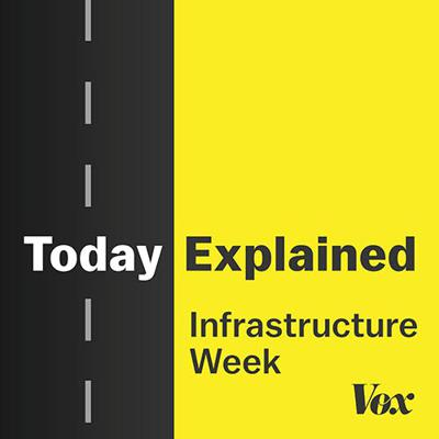 Cover art for Human infrastructure