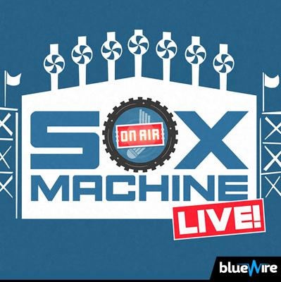 Cover art for Sox Machine Live!: Heading to the Cream City