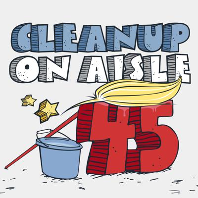 Cleanup on Aisle 45 with AG and Andrew Torrez