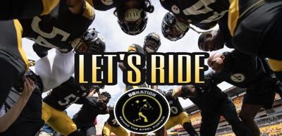 Cover art for Let's Ride: What the Steelers need to do to defeat the Raiders on Sunday