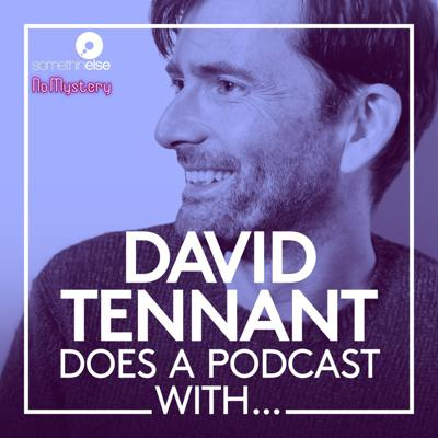David Tennant, star of Doctor Who, Good Omens and Broadchurch, gets talking with the biggest names from TV, movies, comedy and elsewhere. Featuring superstar names like Olivia Colman, James Cordon and Whoopi Goldberg. A Somethin' Else and No Mystery production.  Head to STORE.TENNANTPODCAST.COM to get your hands on the brand new David Tennant Does A Podcast With travel cups, metal water bottles and mugs.