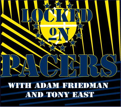 Cover art for Locked On Pacers 10/26 - Minnesota and OKC recap
