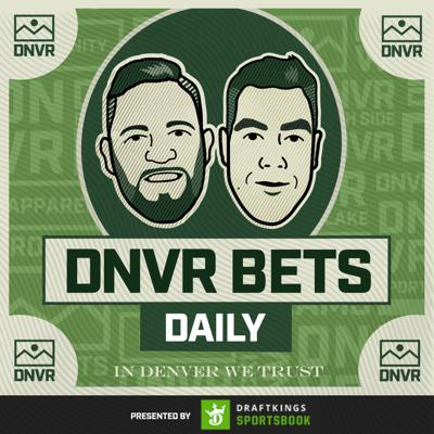 The official feed of DNVR Bets, hosted by Ryan Koenigsberg and Andre Simone. Your daily fix on the sports betting world including our DNVR Specials through the DraftKings Sportsbook.