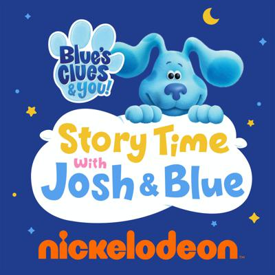 You're just in time; Josh is about to read Blue a story! Listeners will skidoo with Blue and Josh into storybooks where silly sleepy-time adventures await. Josh narrates each of the ten episodes, bringing various characters to life and getting closer and closer to the main event: a snuggly, restful snooze for Blue in this official Blue's Clues & You! podcast.