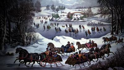 Cover art for The Victorian Christmas, Part II