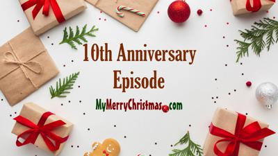 Cover art for 10th Anniversary of the Merry Podcast