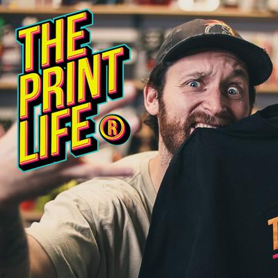 The Print Life Screen Print Podcast