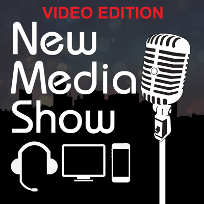 The New Media Show features Todd  Cochrane and Rob Greenlee discussing the new media space with weekly guests