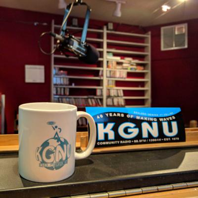 Weekday podcast edition of KGNU's Morning Magazine