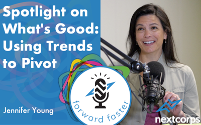 Cover art for Spotlight on What's Good: Using Trends to Pivot
