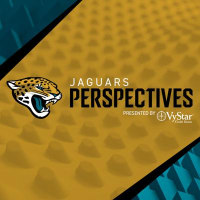 Perspectives is the first person account of the Jacksonville Jaguars rise from a celebratory handshake in Chicago to the most successful expansion team in NFL history. Tom Coughlin, Tony Boselli, former Jacksonville Mayor John Delaney and the cast of people charged with everything it took to go from an idea to a football team tell their story. The listener is brought into the meeting rooms and onto the playing field where it happened and on a more intimate level learn the who, what, where, when and why on an entirely different level. Perspectives is the story of the Jaguars told by the Jaguars in a way it's never been told…or heard before!