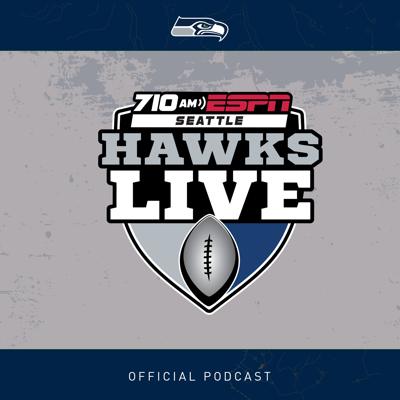 Cover art for Hawks Live - 2020 Week 13 vs. Giants