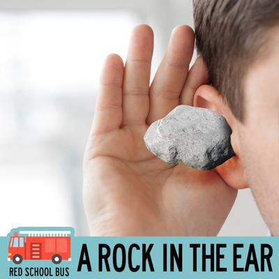 Cover art for 32: A Rock in the Ear