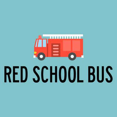 Red School Bus - Clean Comedy